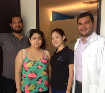 BRAZILIAN BUTTOCK AUGMENTATION TESTIMONIAL FROM CALIFORNIA, USA AT THE OFFICE