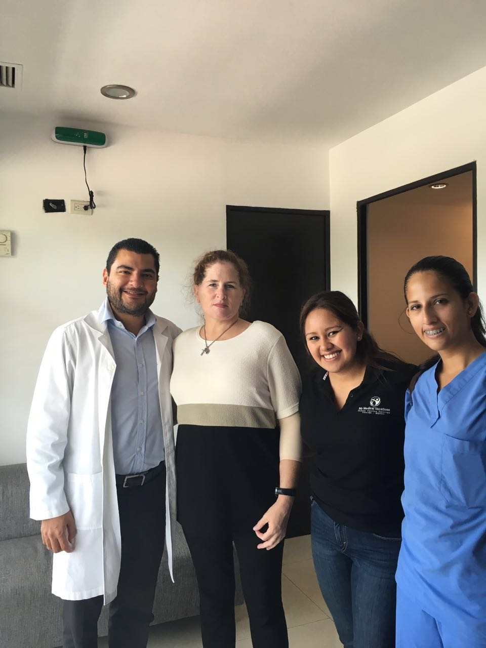 Dental All On 4 And Plastic Surgery Testimonial From