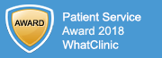 Patient Service Award 2018
