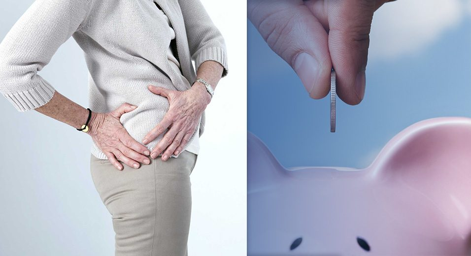 Hip replacement cost